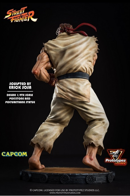 PrototypeZ Studios Classic RYU 1/4th scale  - Movie Freaks Collectibles