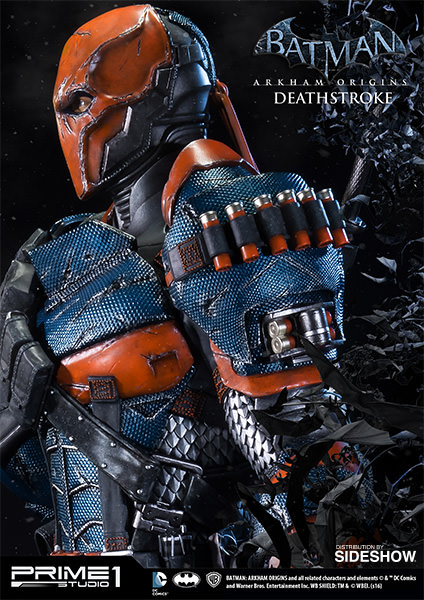 Prime 1 Sideshow Deathstroke 1/3 scale EXclusive statue  - Movie Freaks Collectibles