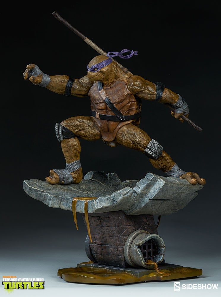 Sideshow Donatello Exclusive Statue  - Movie Freaks Collectibles