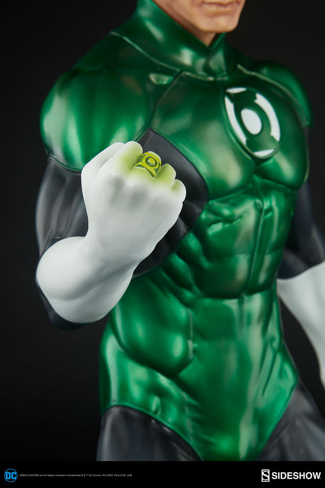 Sideshow Green Lantern / Lanterna Verde – Hal Jordan Premium Format EXclusive  - Movie Freaks Collectibles