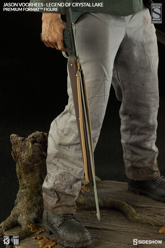 Sideshow Jason Voorhees Premium Format EXclusive – Legend of Crystal Lake  - Movie Freaks Collectibles