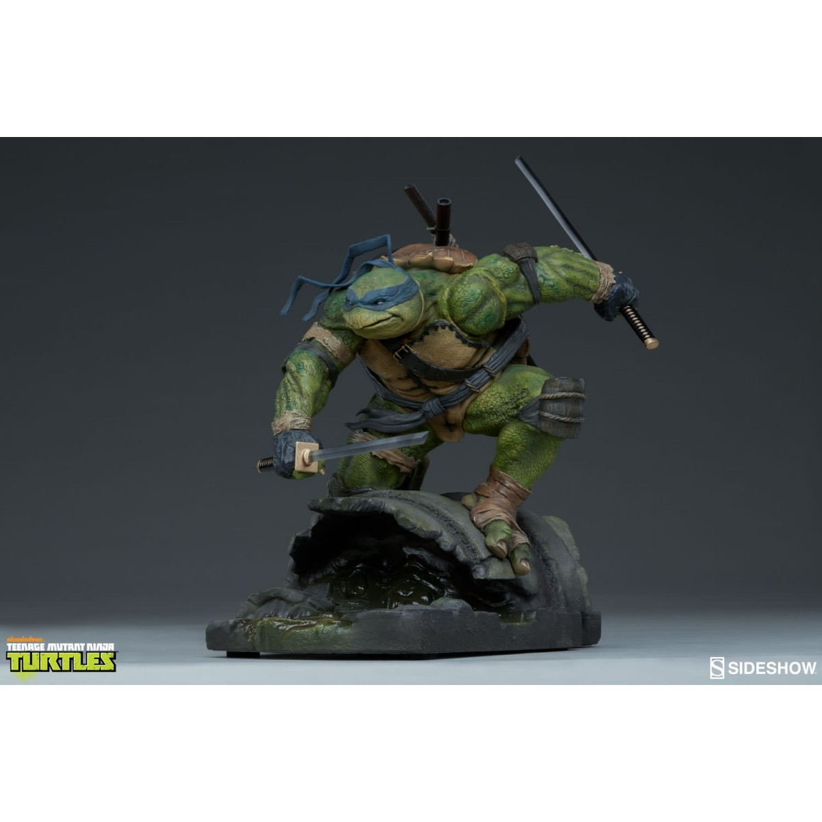 Sideshow Leonardo EXclusive Statue  - Movie Freaks Collectibles