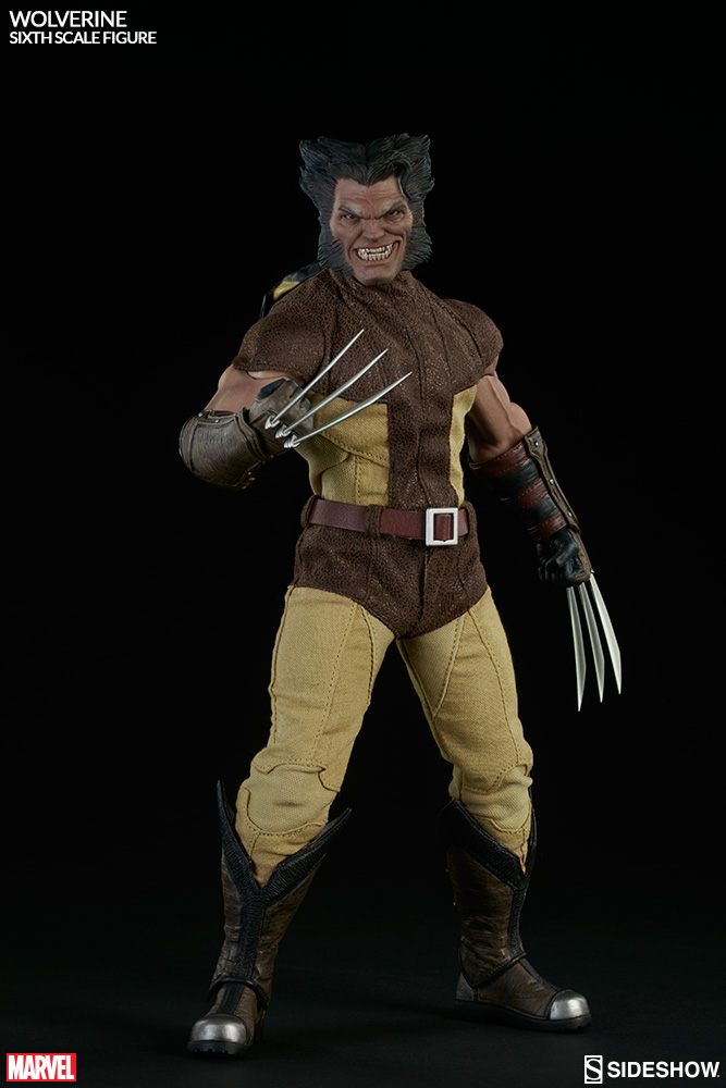 Sideshow Wolverine 1/6 Exclusive  - Movie Freaks Collectibles