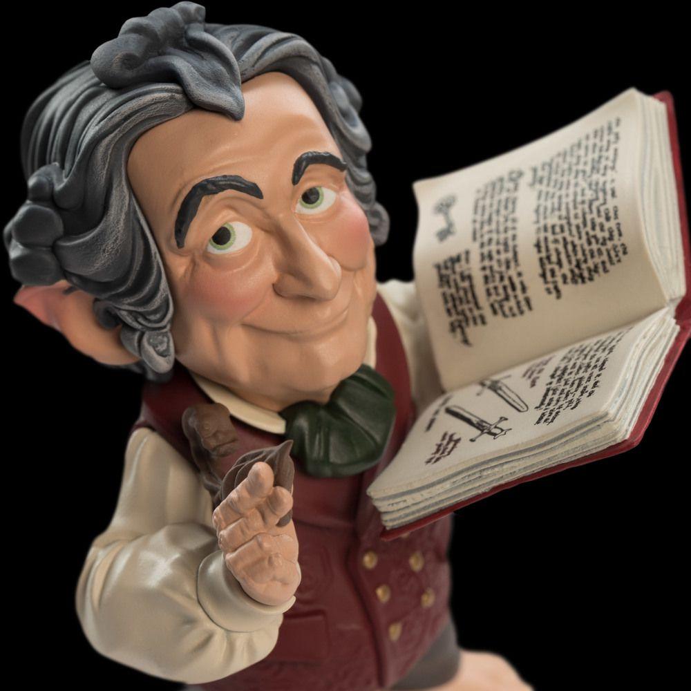 Weta Mini-epics BILBO Vinyl Figure Senhor Dos Anéis Hobbit  - Movie Freaks Collectibles