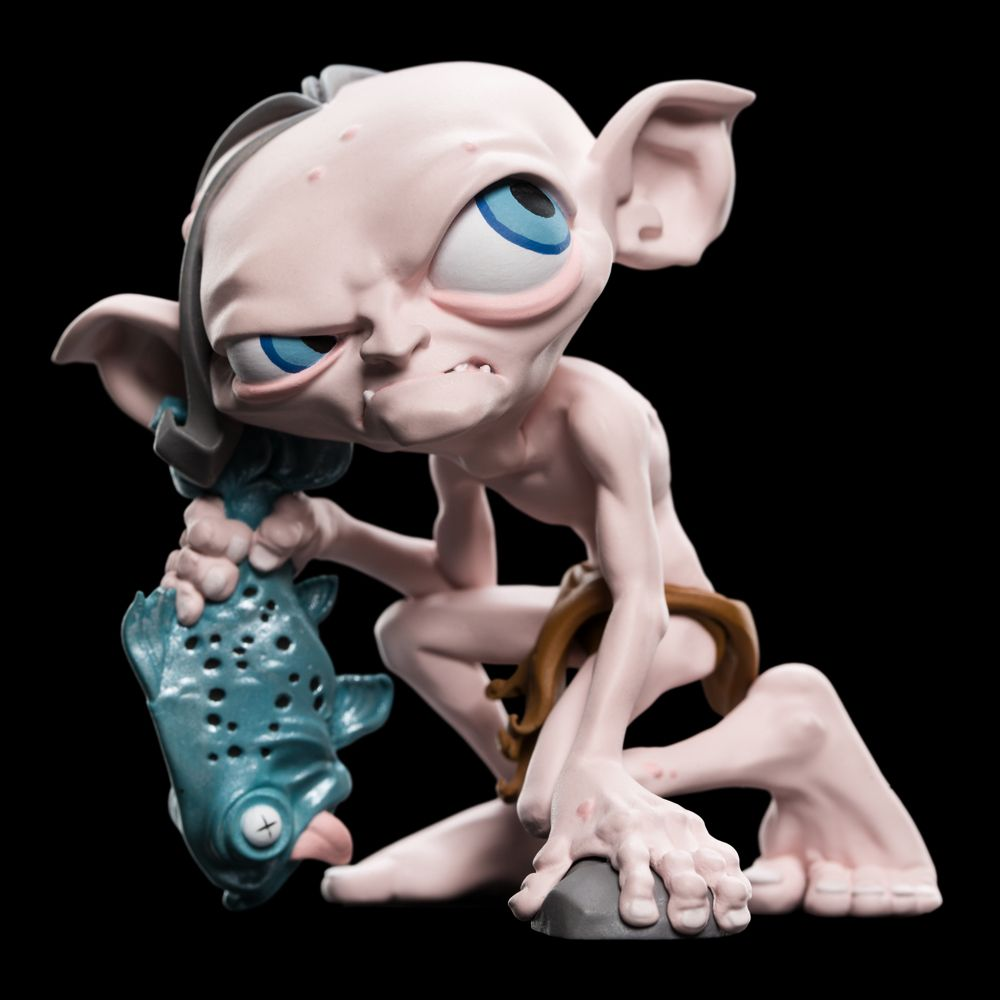 Weta Mini-Epics Gollum vinyl figure Senhor dos anéis Hobbit  - Movie Freaks Collectibles