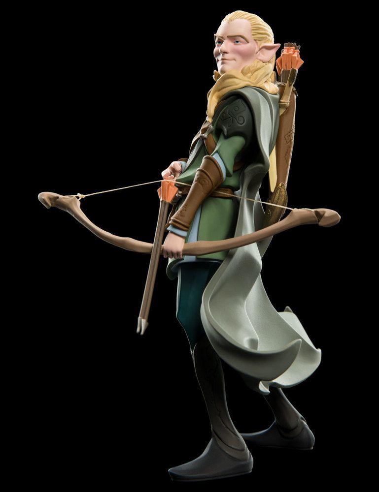 Weta Mini-epics Legolas Vinyl Figure Senhor Dos Anéis Hobbit  - Movie Freaks Collectibles