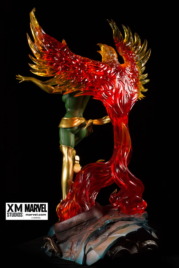 XM Studios Jean Grey Phoenix Statue  - Movie Freaks Collectibles