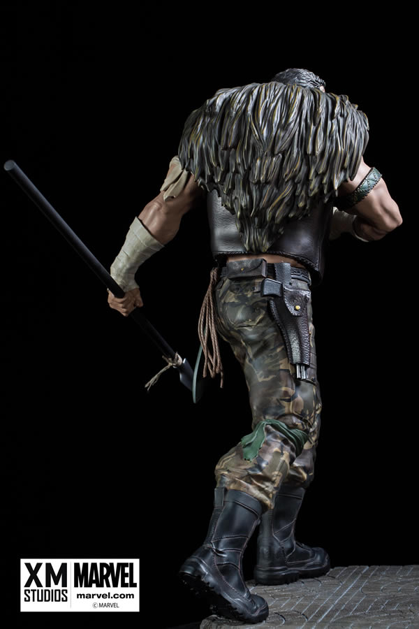 XM Studios Kraven Statue   - Movie Freaks Collectibles