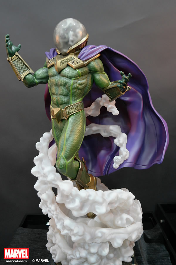 XM Studios Mysterio Statue   - Movie Freaks Collectibles