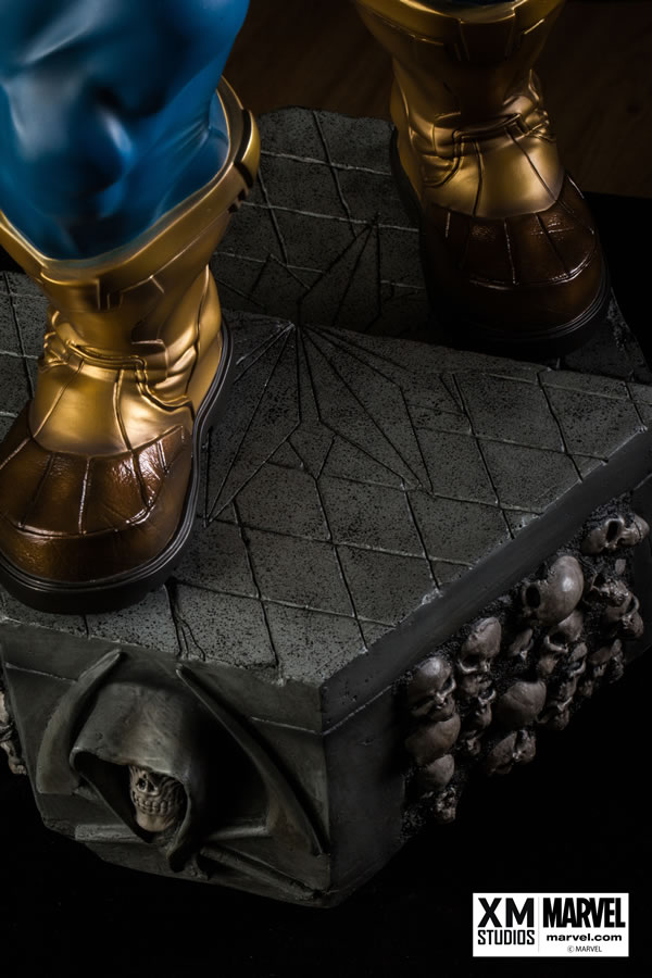 XM Studios Thanos Statue  - Movie Freaks Collectibles