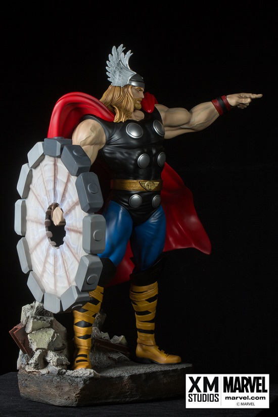 XM Studios Thor Statue  - Movie Freaks Collectibles