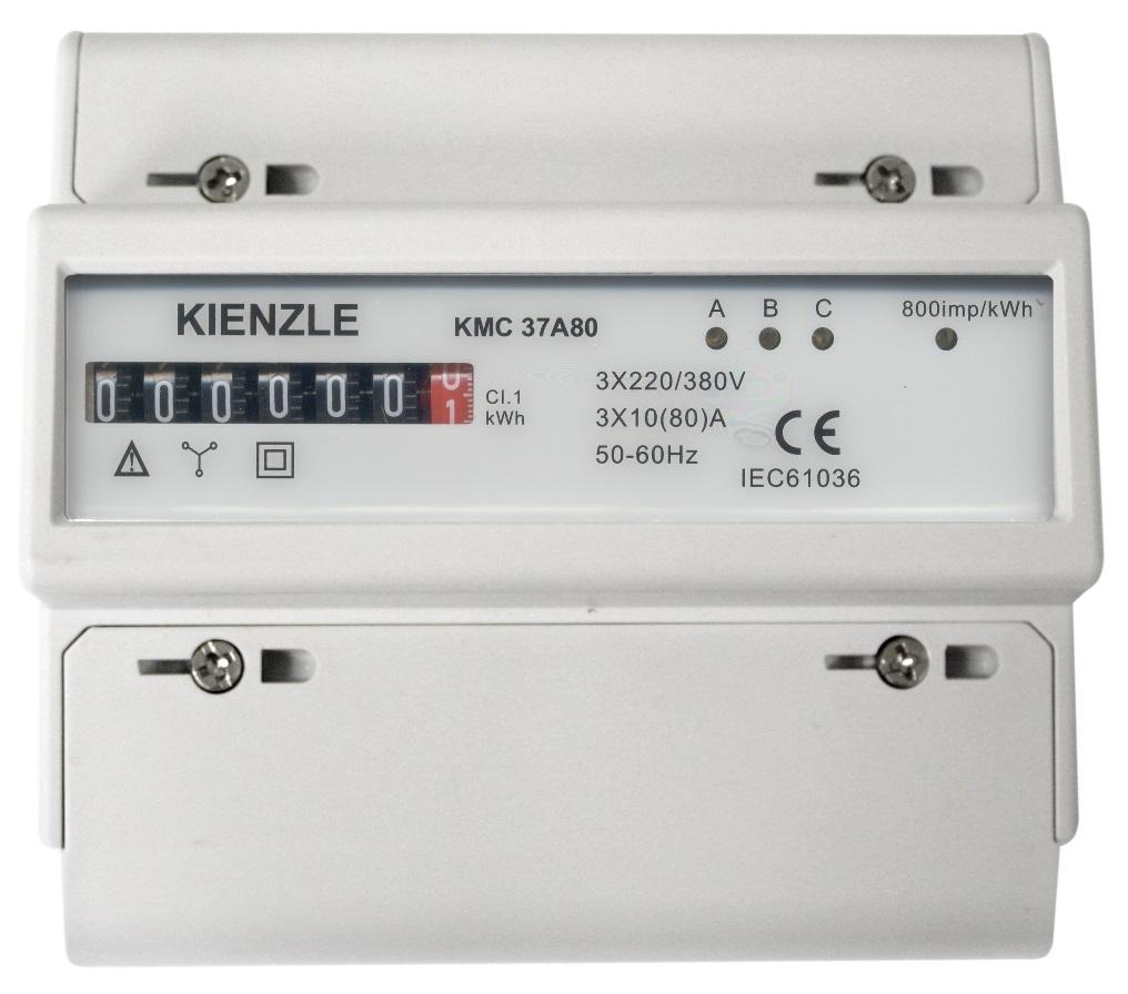 Medidor de Energia Trifásico KIENZLE