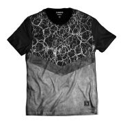 Camisa Estilo Top 2018 Streetwear Cinza