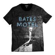 Camiseta Bates Motel Norman Panic Exclusiva