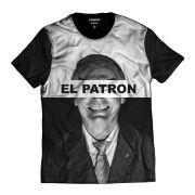 Camiseta Bolsonaro Presidente el Patron