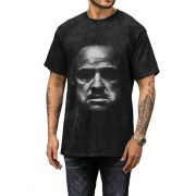 Camiseta Don Corleone Poderoso Chefão Godfather