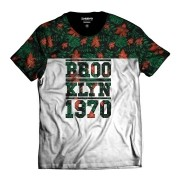 Camiseta Floral Brooklyn 1970 Color Flowers