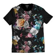 Camiseta Flores Color Swag 2019 Floral