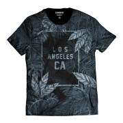 Camiseta Los Angeles Califórnia Azul Street Waear