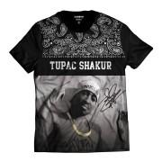Camiseta Masculina Tupac Shakur 2pac Swag Rapper