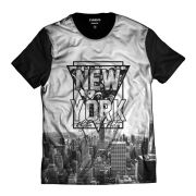 Camiseta New York Rap Hip Hop NY Exclusiva
