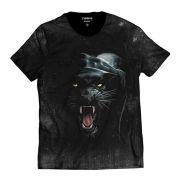 Camiseta Pantera Negra Onça Pintada