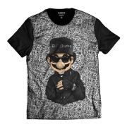 Camiseta Geek Gamer Gangstar Swag Rap Hip Hop