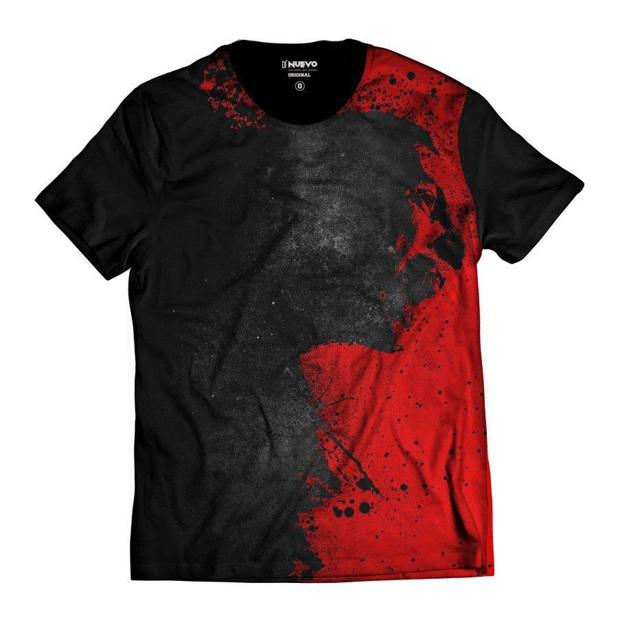 Camiseta Drácula Vampiro Sangue Blood