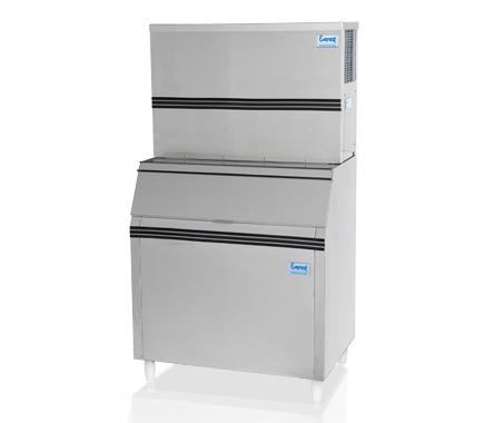 Máquina de gelo em cubo EGC 150MA/140 (Produção 162 KG/Dia)