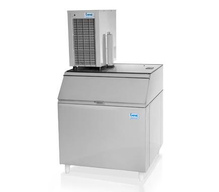 Máquina de gelo em escama EGE 300 M/180 (Produção 346 KG/Dia)