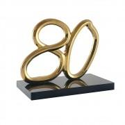 80 em bronze