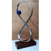 Escultura Infinito II