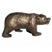 Urso de Wall Street Bronze