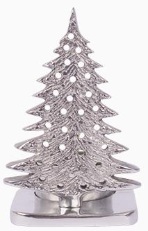 Arvore de Natal iluminada