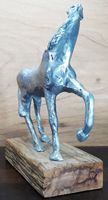 Cavalo Estilizado Escultura