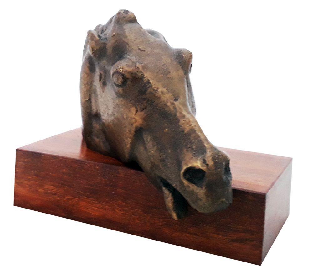 Cavalo Parthenon British Museum