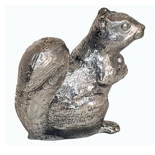 Esquilo Alumínio com Textura