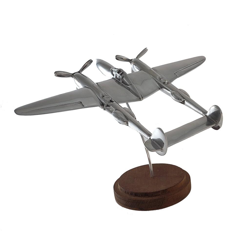 Réplica Lockheed P-38 Lightning
