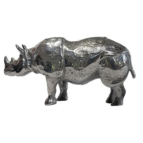 Rinoceronte Escultura