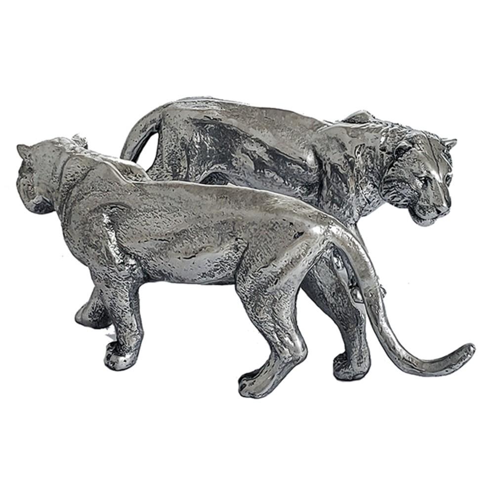 Tigre em Alumínio