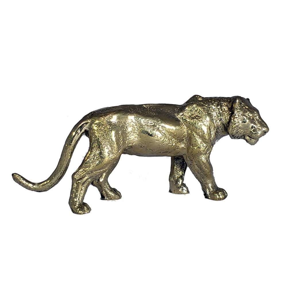 Tigre em Bronze