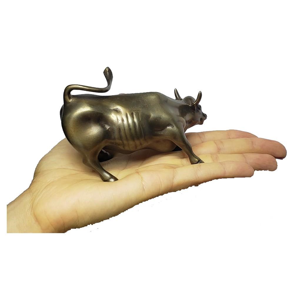 Touro de Wall Street Bronze