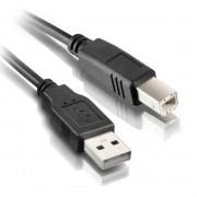 Cabo USB 2.0 p/ Impressora A+B 2mts c/ Filtro Exbom CBX-U2AMBM20B