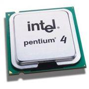 Processador Intel Pentium 4 506 1M Cache / 2.66 GHz / 533 MHz / Socket 775 - Seminovo