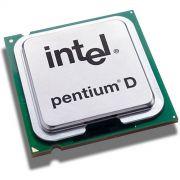 Processador Intel Pentium D 820 2,80Ghz 2M Cache 800MHz - Socket 775 - Seminovo