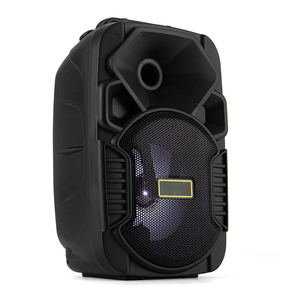 Caixa de Som Bluetooth Portátil 5 Watts RMS com Entrada USB Micro SD P2 XTrad XDG-54