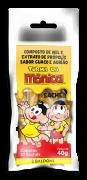 MEL COMPOSTO TURMA DA MÔNICA (COM PROPOLIS, GUACO, AGRIÃO) SACHÊ 40G