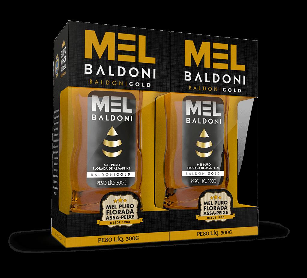 KIT 2 Mel Baldoni Gold