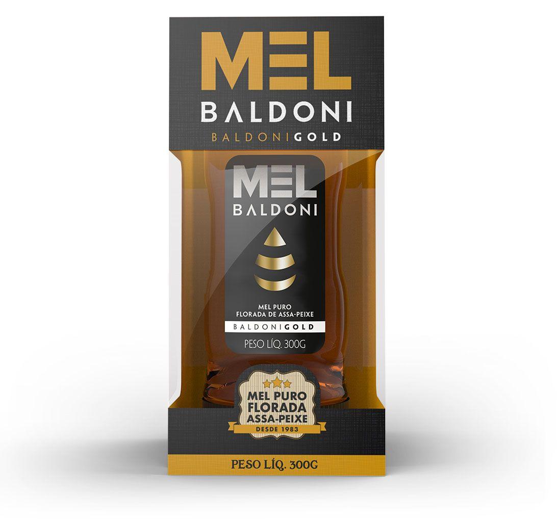 MEL BALDONI GOLD