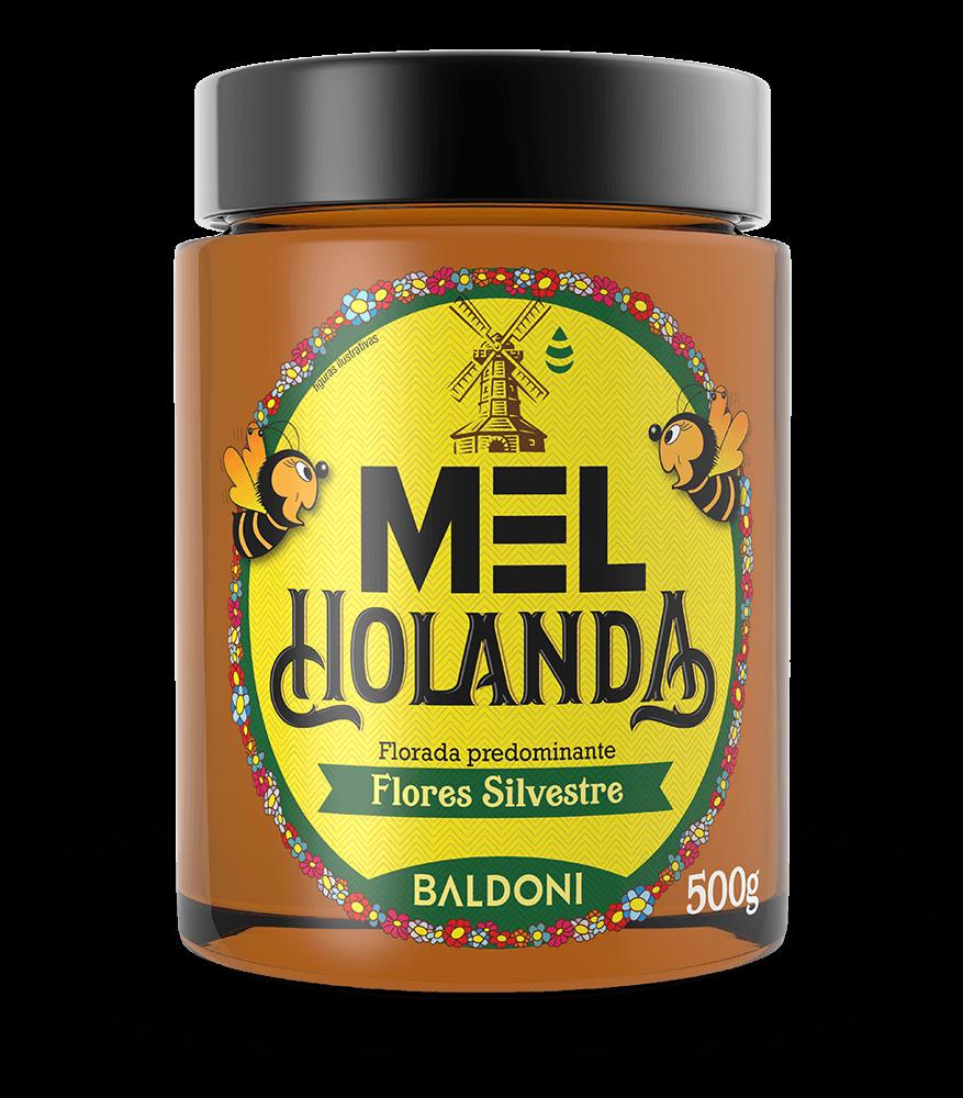 Mel HOLANDA Silvestre Pote 500g